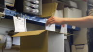 Taping Up a Large Box