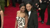 Taraji P Henson and Alexander Wang at 'China Through The Looking Glass' Costume Institute Benefit Gala Arrivals at Metropolitan Museum of Art on May...