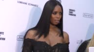 Tasha Smith at The Wearable Art Gala at California African American Museum on April 29 2017 in Los Angeles California