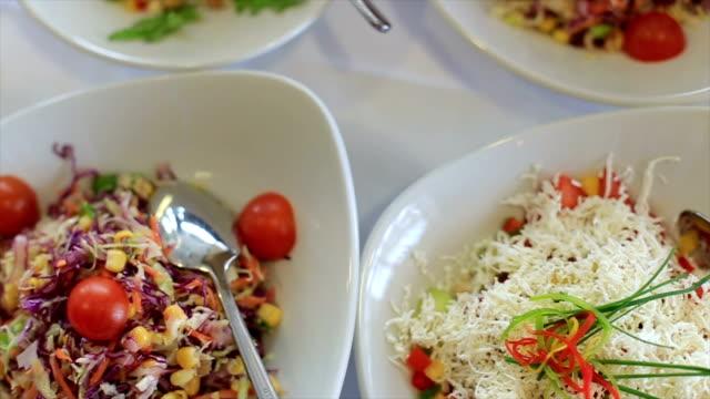 Tasty salads!