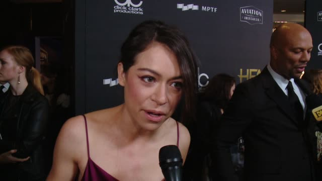 INTERVIEW Tatiana Maslany on how special is tonight as Hollywood comes together in one of the first ceremonies of the season to recognize great...