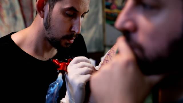 Tattoo-Süchtigen 4k
