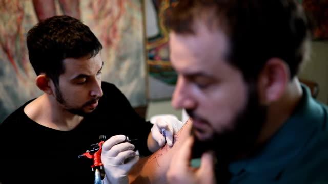 Tattoo-Zeit