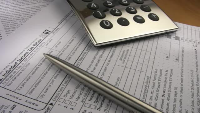 tax return series
