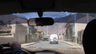 Taxi Cab Ride through the Sacred Valley, Pisac, Peru