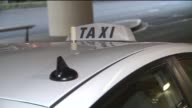 KTLA Taxi Cabs at LAX