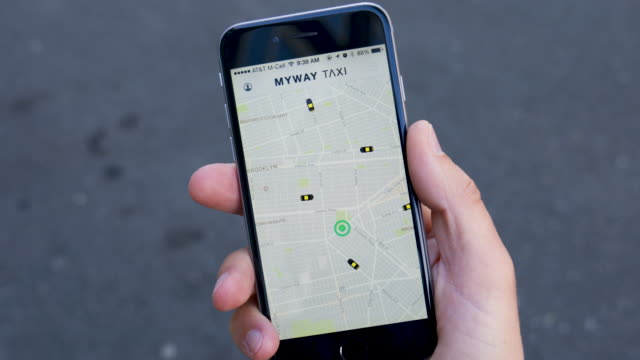 Taxi Hailing & Booking App