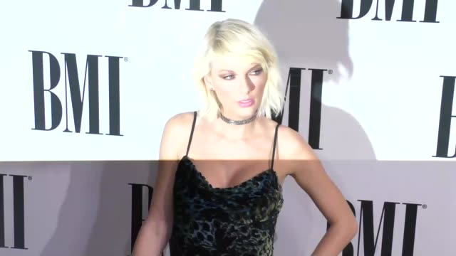 Taylor Swift at the 64th Annual BMI Pop Awards at the Beverly Wilshire Four Seasons Hotel in Beverly Hills in Celebrity Sightings in Los Angeles