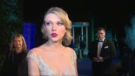 INTERVIEW Taylor Swift on London and charity at Kensington Palace on November 26 2013 in London England