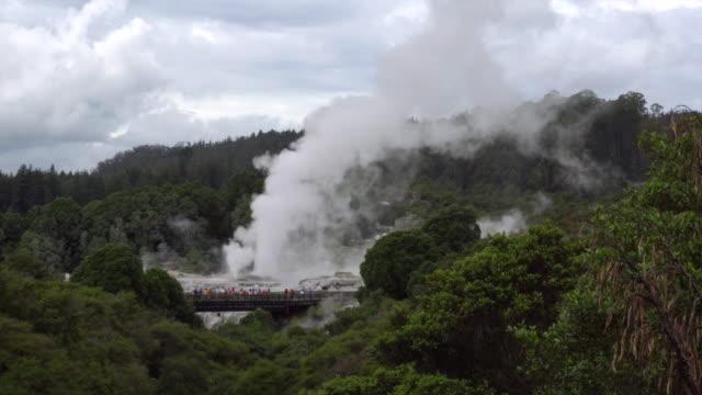 Te Puia - Rotorua - New Zealand