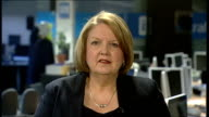Teachers threaten strike action in the autumn GIR / Birmingham Chris Keates LIVE 2WAY interview from Birmingham SOT disappointing comments /...