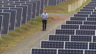 Tech companies are turning to renewable energy to help meet the growing demand for power to run their giant servers which find the answers when we...