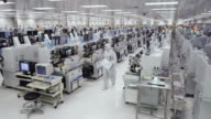 WS TD Technicians working on manufacturing Semiconductors / Bang Pa-In, Ayutthaya, Thailand