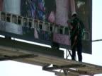 Technology: Digital Billboard Repair