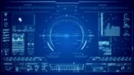 Technologie-Schnittstelle-Endlos wiederholbar