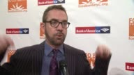 INTERVIEW Ted Allen says anybody can help this cause says one in five New Yorkers benefits from the Food Bank work at Food Bank For New York City Can...