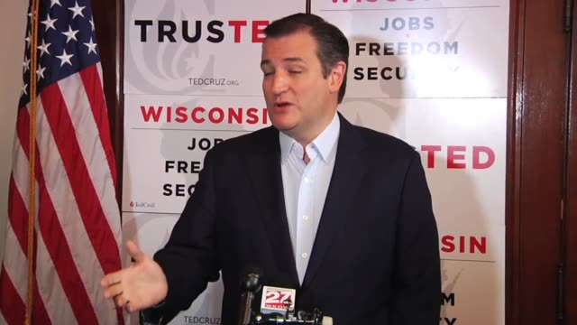 Ted Cruz comments on Donald Trump and contested convention
