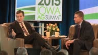Ted Cruz speaks at Iowa Agriculture Summit
