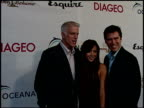 Ted Danson Alyson Hannigan and Alexis Denisof at the Oceana Celebration of its 2006 Partners Award Gala at Esquire House 360 in Beverly Hills...