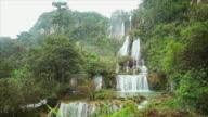 T-Shirt lor su-Wasserfall