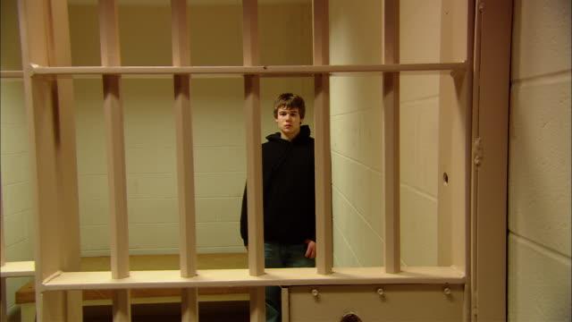New Boy In Jail