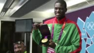 Teenager Kirani James powered to gold in the men's 400m to win Grenada's first Olympic medal of any colour and break the Americans' 28year...