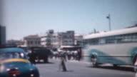 Tel Aviv Bus Station 1962