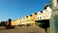 Telc on suny day