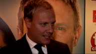 2010 TV Choice Awards red carpet interviews Antony Cotton interview SOT Award to Danny Miller Corrie 50th lets hope we do it right on Dec 9th very...