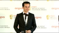 BAFTA Television Awards Interviews with winners Andrew Scott winner of the BAFTA Television Award for Supporting Actor for his role in 'Sherlock'...