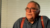 Bill Tarmey interview Bill Tarmey interview SOT Not an actor comfortable with music On doing love scenes What it was like having Liz Dawn back this...
