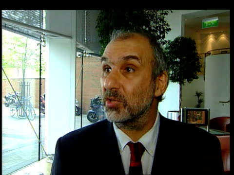 Television Presenter Jill Dando Murdered ITN London BBC Television Centre Alan Yentob interviewed SOT I'm devestated as is everybody across the BBC...