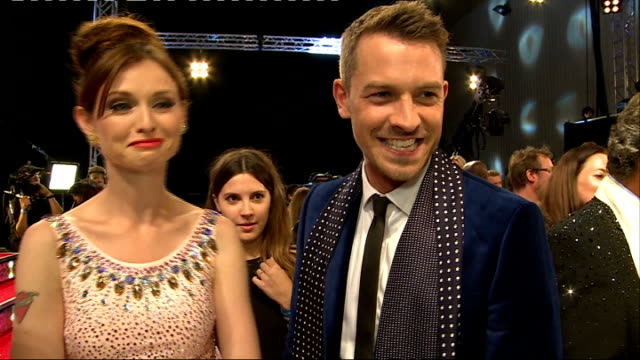'Strictly Come Dancing' 2013 launch Sophie Ellis Bexter and Ashley Taylor Dawson interview SOT / Tony Jacklin and Susanna Reid interview SOT / Ben...