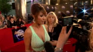 'Strictly Come Dancing' press launch Alex Jones interview SOT On being excited and nervous / advice Matt has given her Chelsee Healey posing for...