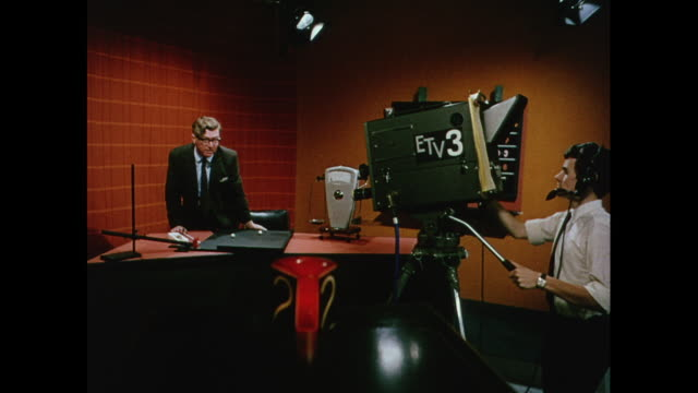 MONTAGE Television studio production in Glasgow / United Kingdom