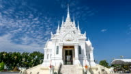 Temple in asia timelapse