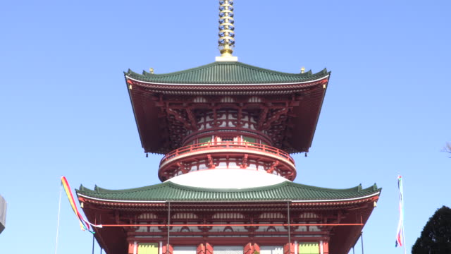 Temple of Japan