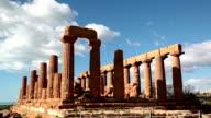 Temple of Juno, Agrigento, Italy.