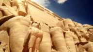 Temples of Abu Simbel Egypt
