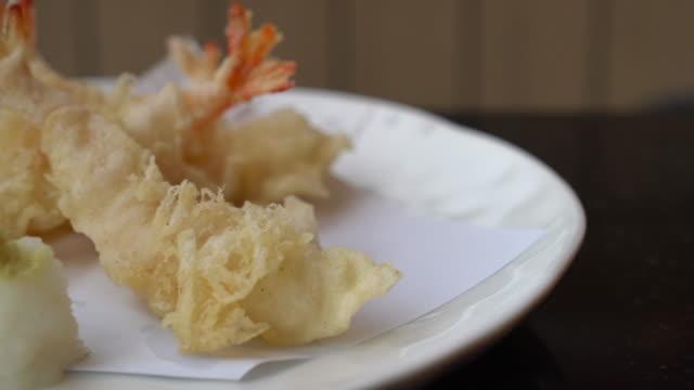 Tempura - Food and Japanese food