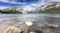 Tenaya Lake, Yosemite - Time Lapse