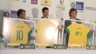 Tennis world number one Novak Djokovic told reporters at a press conference in Rio he thought he was at the top of his game and that their were four...