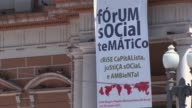 Tens of thousands of anticapitalist militants including members of Spain's 'Indignant' movement and the US Occupy Wall Street are due to attend the...