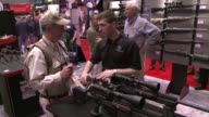 Tens of thousands of gun enthusiasts and gun rights advocates gathered in St Louis on Friday to look over highpowered firearms and hear from some of...