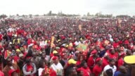 A tense presidential race between the two leading candidates incumbent Edgar Lungu and businessman Hakainde Hichilema has been marked by clashes...