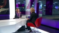 Tesco found to have delayed payments to suppliers ENGLAND London GIR INT Anna Soubry MP LIVE interview SOT