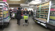 Tesco reported a drop in sales of 24 percent in the 6 weeks to January while Morrisons saw its share price fall as much as seven percent after what...
