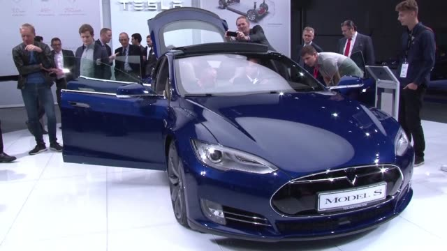 Tesla added autopilot that can even parallel park to thousands of its Model S cars already on the road with a software update sent out over the air...