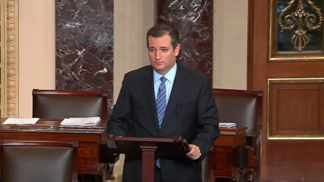 Texas Senator Ted Cruz calls the fiscal situation in the United States foreordained the result of entrenched political parties one can make a...