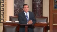 Texas Senator Ted Cruz says the next President of the United States should tear up the Iran nuclear agreement
